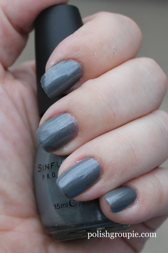 Sinful Colors Slate