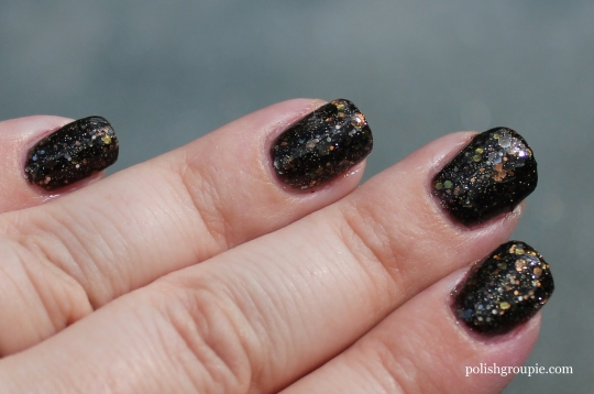 KBShimmer Band Geek indie nail polish