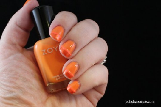 Zoya Jancyn with Cos Bar Copper