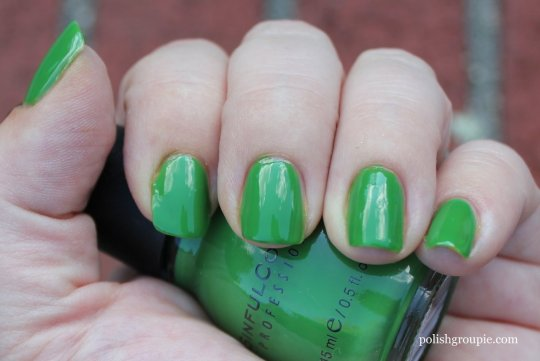 Sinful Colors Exotic Green