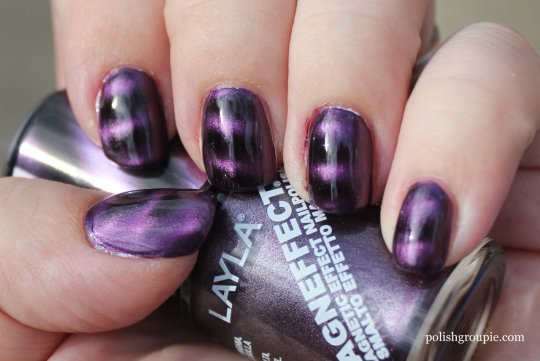Layla Magneffect Purple Galaxy