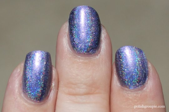 Enchanted Polish Magic Mirror holographic indie nail polish