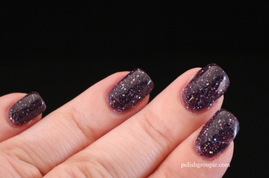 KBShimmer Witch Way? indie halloween nail polish