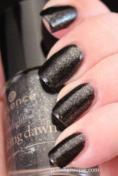Essence Twilight Breaking Dawn Part 2 Edward's Love nail polish